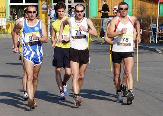 Dudinská päťdesiatka + Majstrovstvá SR v chôdzi na 50km