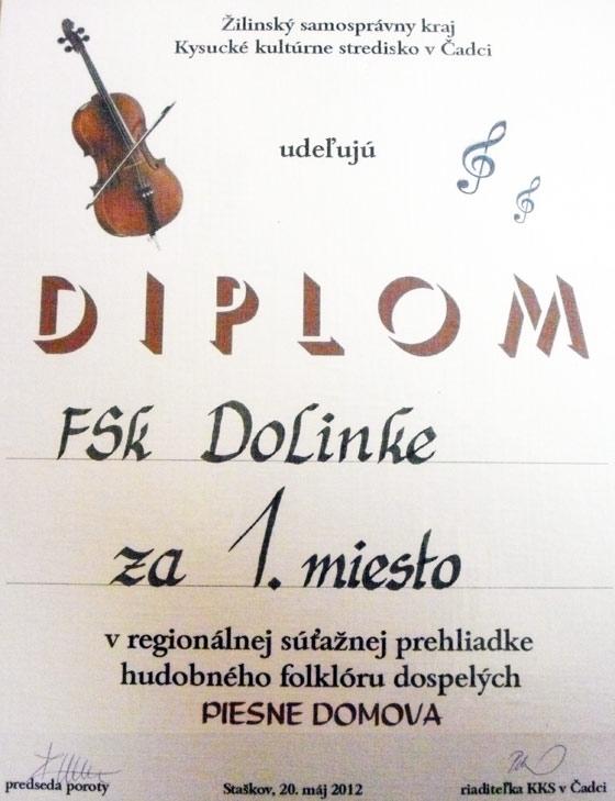 ŽSS Dolinka z Novej Bystrice