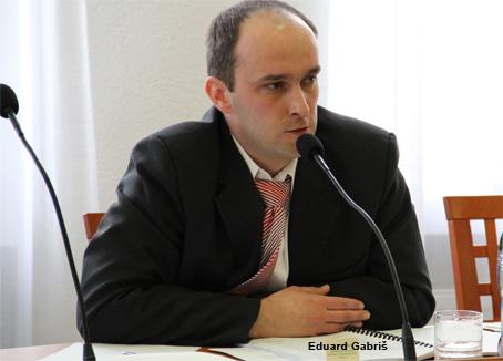 Eduard Gabriš - poslanec MZ