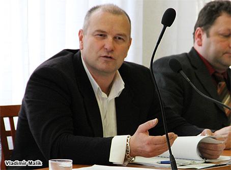 Vladimír Malík - poslanec MZ a predseda spoločnosti ZZO Čadca a.s.