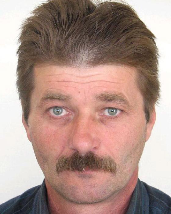50 ročný Peter Galganek je hľadaný políciou pre zanedbanie povinnej výživy