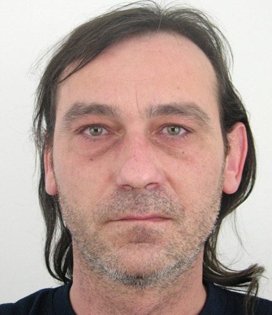 Petr Havlíček je hľadaný políciou, neplní si vyživovaciu povinnosť