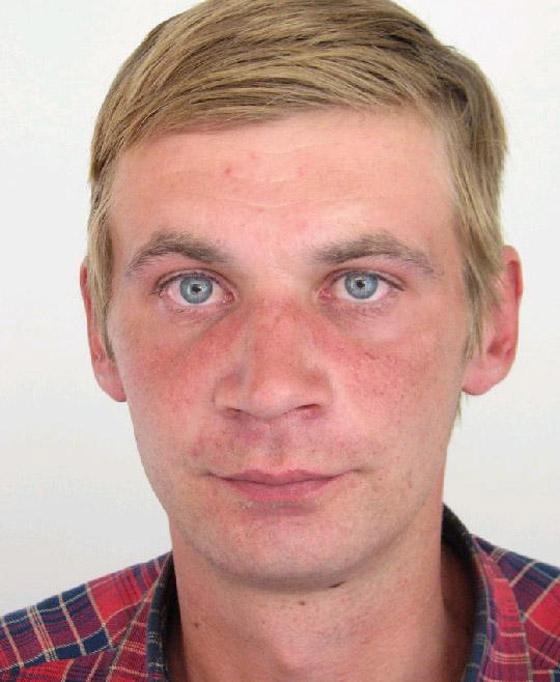 31 ročný Miroslav Mahút z Čadce je hľadaný políciou pre prečin krádeže
