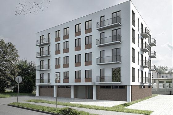 Rezidencia Komenského - Nevyužívanú budovu bývalého gymnázia premení develo