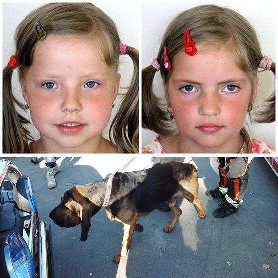 Výborná správa: 7 ročná Sabinka a 9 ročná Anitka sú v poriadku