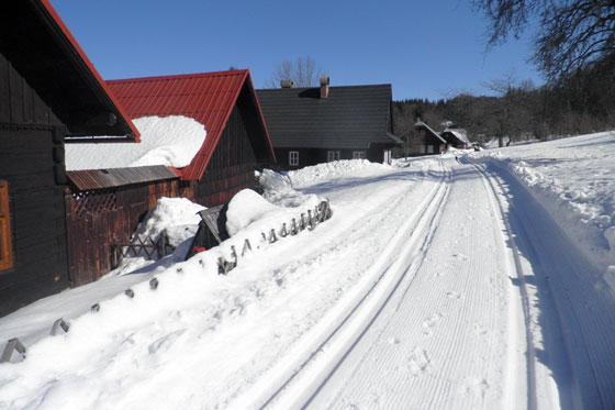 Začína sa s úpravou Beskydsko - Javorníckej lyžiarskej magistrály