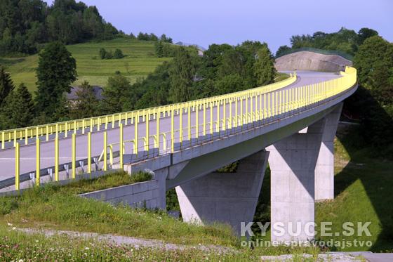 Výstavba diaľnice D3 na Kysuciach sa oficiálne začala