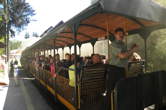 Vo Vychylovke pripravujú Deň železnice s bohatým kultúrnym programom