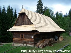 Kysucký dom a jeho interiér