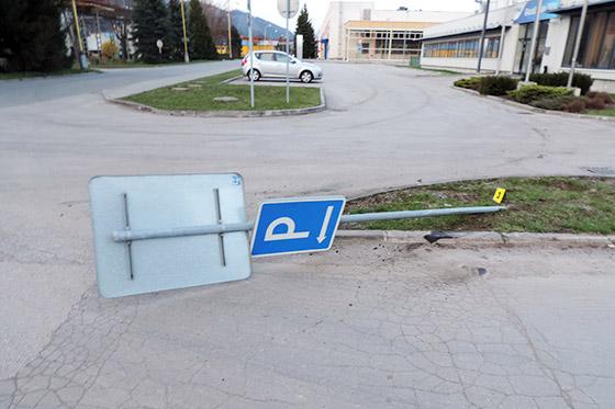 Vodič kamiónu zUkrajiny spôsobil dopravnú nehodu, nafúkal 2,35 promile
