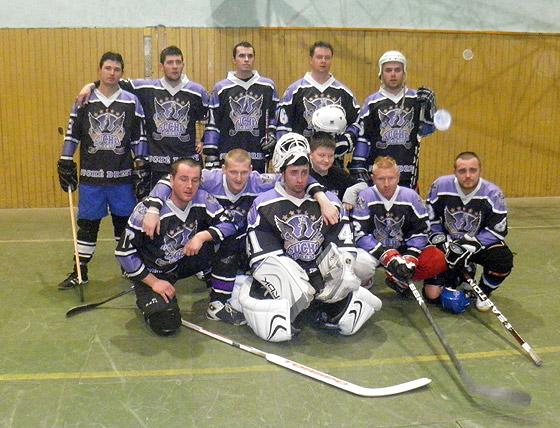 Hokejbal: Memoriál získali Suché dresy