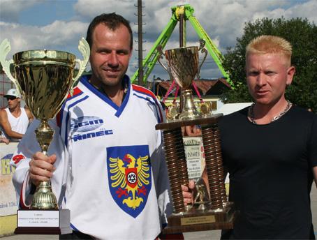 Víťazom hokejbalového turnaja Hbc Třinec