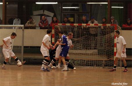 1. mestská liga futsalu v Čadci pokračovala 9. kolom + program 10. kola