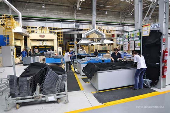 Kórejská firma plánuje v Čadci postaviť výrobné haly, vytvoriť by mala 450