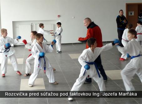 Pohár víťaza majú na dosah Marek Pončka a Matúš Hudec z Karate klubu ZZO Čadca
