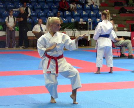 Európsky pohár mládeže bol medailový pre čadčianske karate