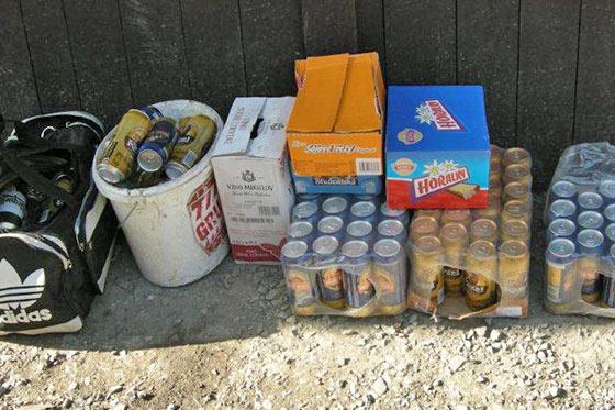Polícia odhalila mladistvých podozrivých z krádeže v potravinách v Oščadnic