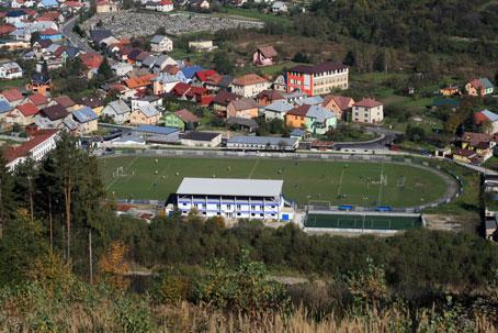 Kysucké futbalové derby: FK Čadca - Tatran Krásno nad Kysucou 2:3