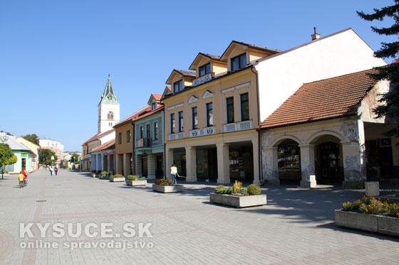 Cestovný ruch v okrese kysucké nové mesto vzrástol o 120 v