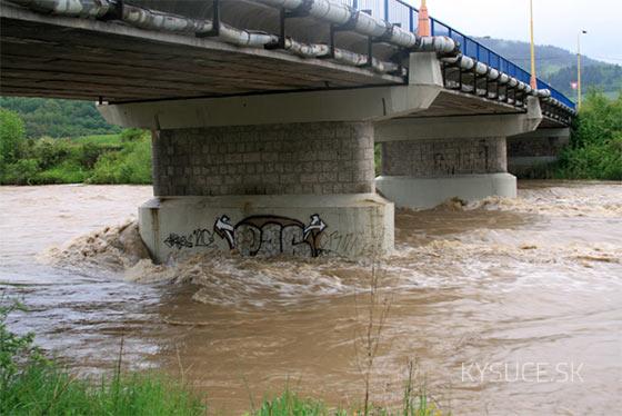 Do opravy mostov na Kysuciach plánuje Žilinský samosprávny kraj investovať 890 000 eur