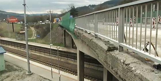 Video: NDS opravuje most medzi Kysuckým Novým Mestom a Žilinou