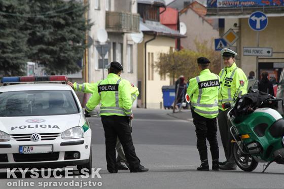 Polícia pátra po vodičovi, ktorý zrazil chodca a z miesta nehody ušiel