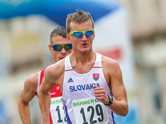Peter Tichý ml. desiaty na chodeckom šampionáte Nemecka na 50 km