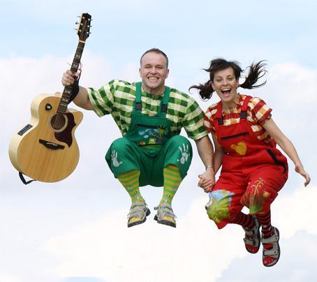 Koncert pre deti - mária podhradská a richard čanaky deťom