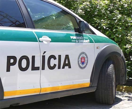 46-ročný vodič pri kontrole v Kysuckom Novom Meste nafúkal 2,31 promile