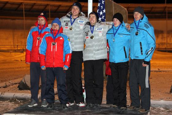 Sánkari Marián Zemaník a Jozef Petrulák si vezú striebro z nórskeho Lillehammeru