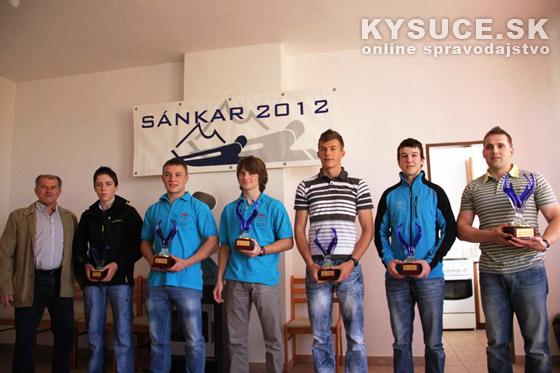 Sánkari hodnotili sezónu v rámci Slovenska. Najlepší sú Ninis, Zemaník, Petrulák a Gavlas