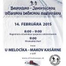 Vybehnite na bežky - prechod Javorníckou magistrálou otvorí valentínsku sobotu