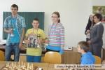 Šachový turnaja vrámci projektu Gens una sumus - hra, ktorá spája národy pozná víťazov