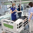 Zmodernizované oddelenia v Kysuckej nemocnici v Čadci začínajú slúžiť pacientom