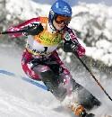 Zuzulová v Levi na 1. kolo slalomu s číslom 23