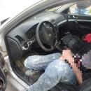 31-ročný Marek z Čadce spôsobil dopravnú nehodu, nemal vodičák, nafúkal 3,23 promile