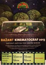 Bažant Kinematograf 2013 - Kysucké Nové Mesto - program