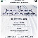 Beskydsko-Javornícka lyžiarska magistrála štartuje už zajtra