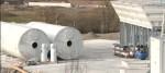 Video: Desiatky ľudí v Čadci bojujú proti výstavbe betonárne