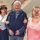 Červený nos oslávil svoje 15. narodeniny aj so seniormi na Kysuciach - v Horelici aj v Oščadnici