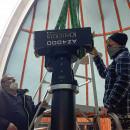 V Kysuckej hvezdárni je už osadený nový ďalekohľad