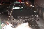 Opitá 23 ročná vodička spôsobila dopravnú nehodu