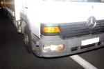 Chodec v Kysuckom Lieskovci utrpel ťažké zranenie po zrážke s kamiónom