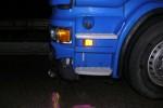 Z policajného auta vyskočil zadržaný muž a zabil ho kamión + foto