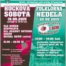 Dni kultúry v obci Nová Bystrica prinesú folklór aj rock