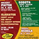 Dni kultúryNová Bystrica 2016 už tento víkend