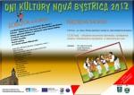 Dni kultúry v obci Nová Bystrica s bohatým programom