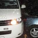 18-ročný mladík zrazil chodca a nabúral policajné auto. Nafúkal 2,69 promile