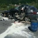 Tragická dopravná nehoda v Kysuckom Lieskovci