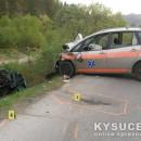 Pri dopravnej nehode v obci Stará Bystrica vyhasol život mladej 20 ročnej dievčiny + foto